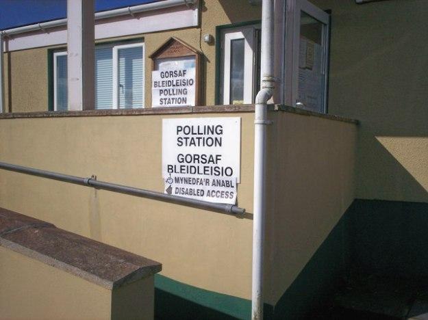 PollingStationWalesUK